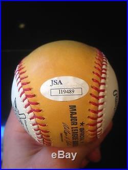 MATT KEMP 2011 COLLECTOR'S EDITION HOME RUN DERBY GOLD BALL DODGERS-JSA CERTED