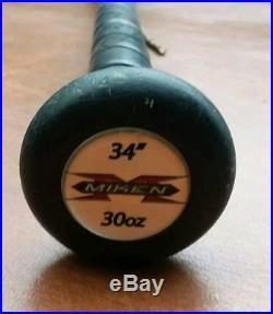 MIKEN Recoil PED'S SPECIAL Homerun Derby Softball Bat Freak Psycho Ultra dc41