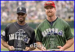 MLB ALL STAR JERSEY KEN GRIFFEY JR. MAJESTIC 1998 HOME RUN DERBY BY MAJESTIC
