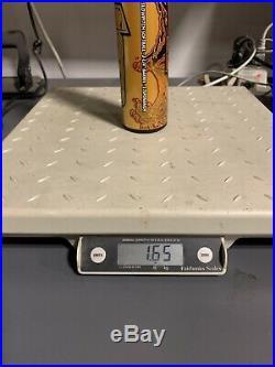 MONSTA DNA MUTATED 2500 HANDLE 26.5OZ ASA Shaved Rolled Homerun Derby Bat