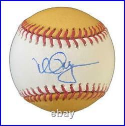 Mark McGwire St Louis Cardinals Autographed 2009 Home Run Derby Baseball JSA