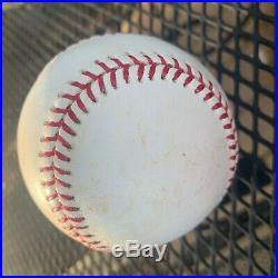 Matt Holliday Game Used Home Run Derby 2007 Ball Rockies Cardinals