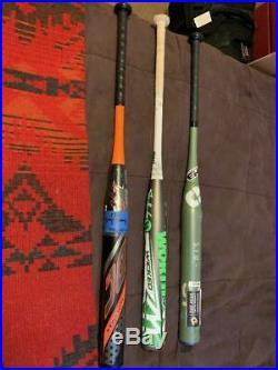 Miken DC 41 ASA home run derby bat new! 26.5 oz