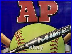 Miken Freak Primo ASA Homerun Derby Bat 12 NIW Rolled Shaved Polymer Coated
