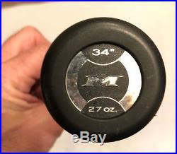 Miken Ultra 2 Softball Bat Big Cat 34/27-rolled/shaved-home Run Derby Only-hot