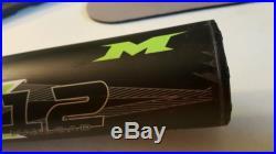 Miken freak 12.27 oz, homerun derby bat only