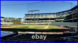 Mlb 2021 All-star Workout Day- Home Run Derby Game 1 Seat Ticket Denver Colorado
