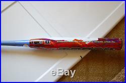 Monsta Lady TORCH 1500, 24oz softball bat HOMERUN DERBY BAT composite