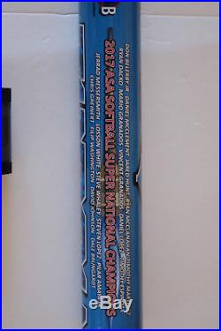 Monsta TORCH 3500, 25oz softball bat HOMERUN DERBY BAT CHAMPIONSHIP EDITION