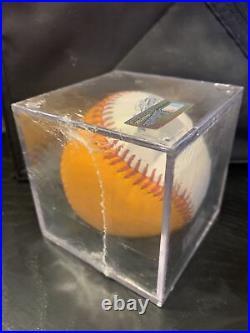 NEW Rawlings MLB 2014 All Star Home Run Derby Money Orange Gold Bonus Baseball