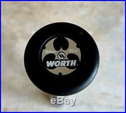 NIW 2016 Worth Mutant 12 Platinum 26 oz HOME RUN DERBY SMAMUT USSSA Softball Bat