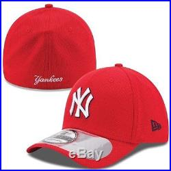 New York Yankees New Era 2014 MLB Home Run Derby 39THIRTY Flex Hat Red