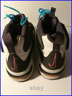 Nike Air Griffey Jr Max 1 Home Run Derby 354912-100 Anthracite Pink