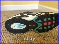 Nike Air Griffey Max 1 Home Run Derby Turf Size 11.5 354912-100 South Beach