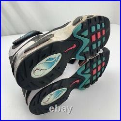 Nike Air Griffey Max 1 Home Run Derby Turf Size 11.5 South Beach 354912-100