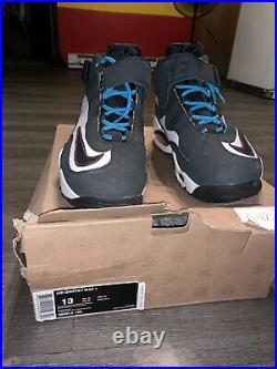 Nike Air Griffey Max 1 Home Run Derby Turf Size 13 354912-100 South Beach