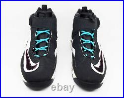 Nike Air Griffey Max 1 Home Run Derby Turquoise Grey 354912-100 Mens Size 11.5