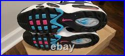 Nike Air Griffey Max 1 Home Run Derby Turquoise Grey Mens Size 11 (354912-100)