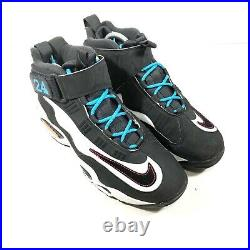 Nike Air Griffey Max 1 Home Run Derby Turquoise Grey Mens Size 8.5 (354912-100)