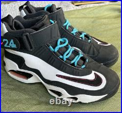 Nike Air Griffey Max 1 Homerun Derby Size 8 2012 Release Turquoise 354912 100