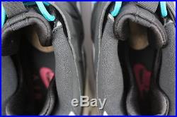 Nike Air Griffey Max 1 White/Turqoise Blue Home Run Derby 354912-100 SZ 14