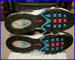 Nike Air Griffey Maz Home Run Derby Gray/White/Pink/Blue