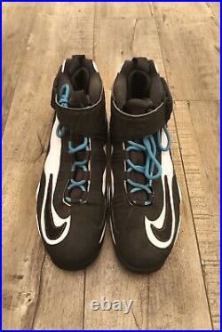 Nike Air Ken Griffey Jr Max 1 Home Run Derby Sz 10 Retro Anthracite South Beach
