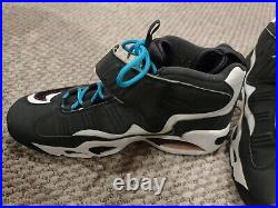 Nike Air Max Griffey Home Run Derby pre-owned. Some wear. Size 11.5
