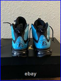 Nike Air Max Jr (gs) Ken Griffey Turquoise Home Run Derby 443965-046 Size 6y