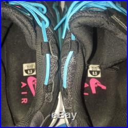 Nike Air Max Nomo Size 9.5 South Beach Home Run Derby Retro Lebron James