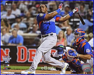 Oakland A's YOENIS CESPEDES Glossy 8x10 Photo 2013 Home Run Derby Winner Print