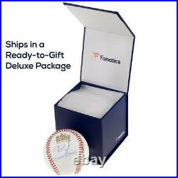 Pete Alonso New York Mets Autographed 2021 Home Run Derby Baseball