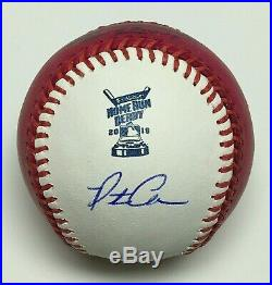 Pete Alonso Signed 2019 Home Run Derby Major League Baseball Champ MLB JD859803