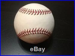 Prince Fielder HOME RUN DERBY GAME USED All Star HR Baseball Milwaukee Brewers
