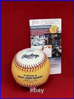 Prince Fielder Signed Engraved 2009 Home Run Derby Baseball JSA COA #28 Brewers