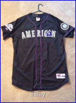 RARE 1998 Ken Griffey Jr Mariners MLB All Star Game Home Run Derby Jersey XXL