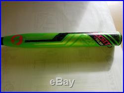 RARE 2016 Worth Legit Jeff Hall Reload Softball Bat 27.5 oz Homerun Derby Bat