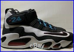 RARE Nike Air Griffey Jr Max 1 Home Run Derby Sz 12 354912-100 Anthracite Pink