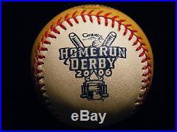 Rawlings 2006 Home Run Derby Gold PNC Pittsburgh Pirates Ryan Howard