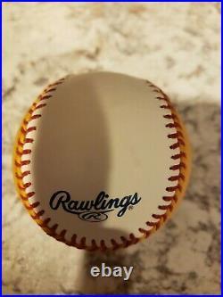 Rawlings MLB Official 2008 All-Star Homerun Derby Gold-Bonus Baseball