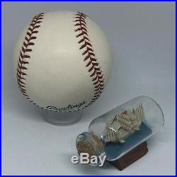 Rawlings Official 2002 Home Run Derby Unsigned Logo Baseball U138