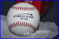 Rawlings Official 2015 HOME RUN DERBY BASEBALL NIB 30TH Anniversary Ball