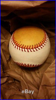 Rawlings Official Money Ball All Star Game 2018 Home Run Derby Used minor league