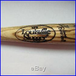 Reggie Jackson Home Run Derby Baseball Bat Upper Deck Louisville Slugger