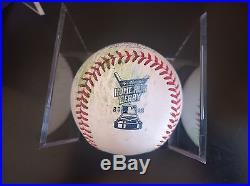 Robinson Cano 2016 Game Used Homerun Derby Baseball MLB Auth/holo no auto