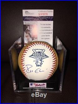 Robinson Cano Signed Auto 2011 Home Run Derby Hrd Baseball Mariners Star Jsa Coa