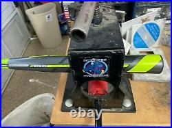 Rolled Easton Salvo Homerun Derby Softball Bat 27oz USSSA ASA Dual Stamp HOT
