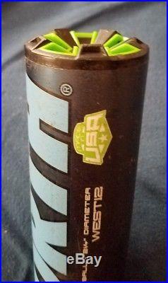SHAVED EST Comp Balanced 34in 26oz (25.6) Homerun Derby Slow-pitch Softball Bat