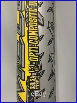Senior Bat OG 2011 Authentic Reebok Melee 34/27 oz. 1E Homerun Derby Bat