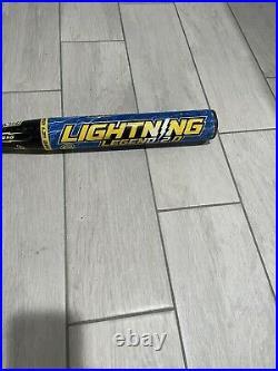 Shaved And Rolled Dudley Lightning Legend 2.0 Senior Softball Homerun Derby Bat